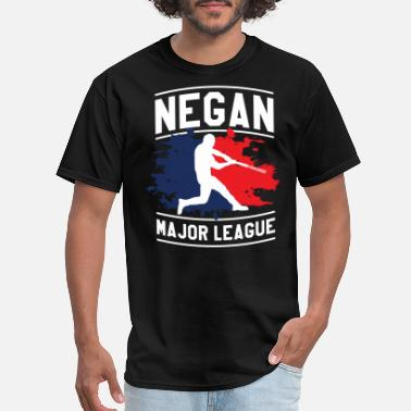 League Tennis Negan Major League Baseball - Men's T-Shirt