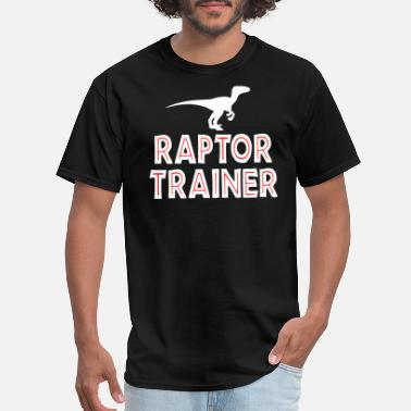Raptor Trainer - Men's T-Shirt