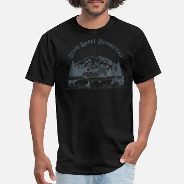 Home Sweet Homestead - Men's T-Shirt