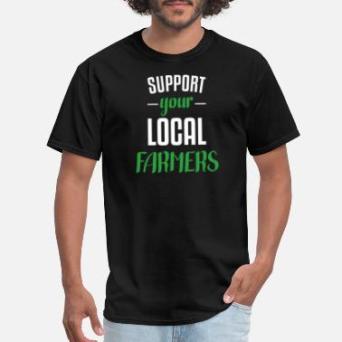 Country Shirt Eat Beef Shirt Support your Local Farmer Shirt Cow Shirt