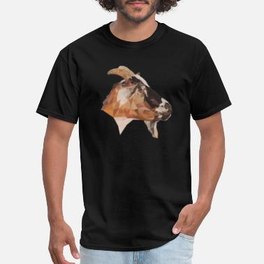 Mosaic Art Goat Mosaic - Men's T-Shirt