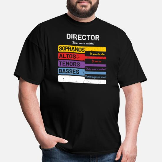 t-shirt personnalisé l/'everest soprano chanteur concert humoristique T089