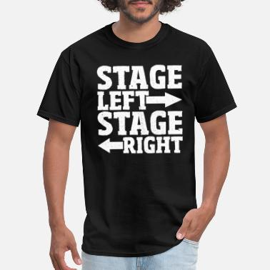 Deck Theater Stage Crew T-Shirt - Men's T-Shirt