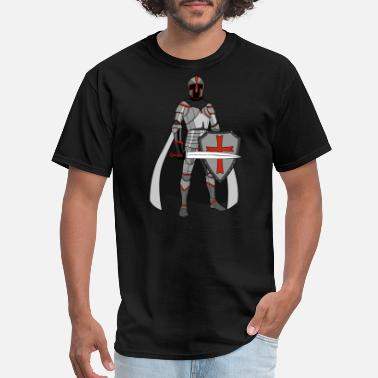 Medieval Medieval Knight - Men's T-Shirt