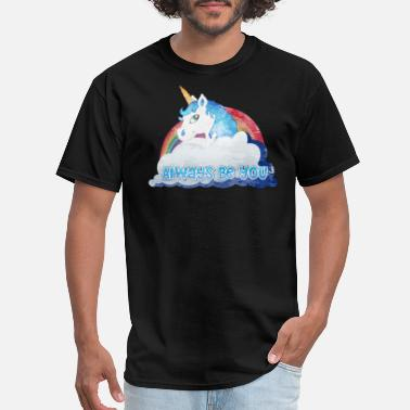 Comedy Central Central Intelligence - Unicorn - Men's T-Shirt