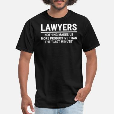 Homewrecker Funny Lawyers Productive Last Minute Gift T-shirt - Men's T-Shirt