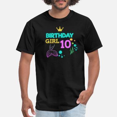 10th Birthday Boy 10 Girl Ten Kids