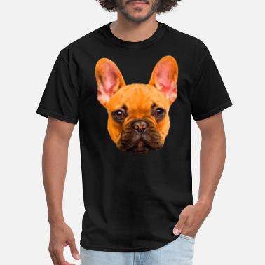 74f0f541b55a French French Bulldog Tee Shirt - Men's ...