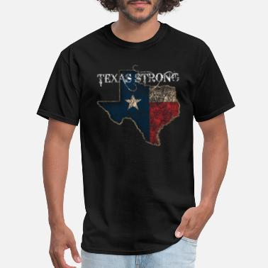 My Home State Texas State Is My Home Longhorn Design 21 - Men's T-Shirt