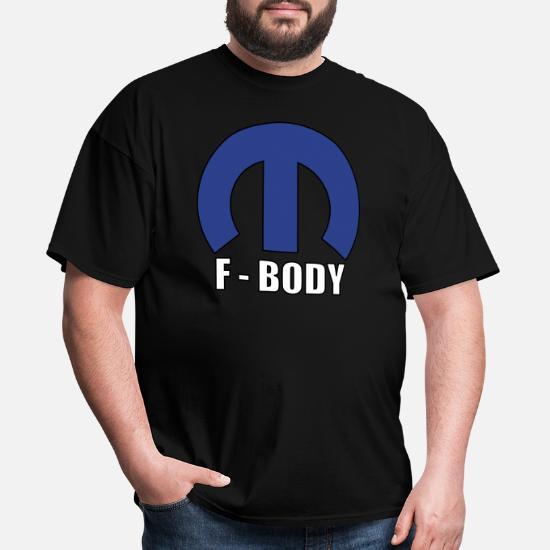 F-Body Mopar Men's T-Shirt | Spreadshirt