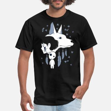 Indian Wolf Indian Wolf - Men's T-Shirt