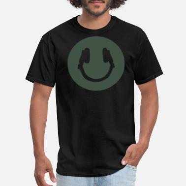 Smile Club music smile - Men's T-Shirt