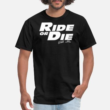 Furious Ride Or Die - Men's T-Shirt