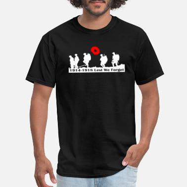 Remembrance REMEMBRANCE DAY - Men's T-Shirt