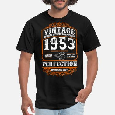 1953 Vintage 1953 Perfection Mostly OEM Parts - Men's T-Shirt