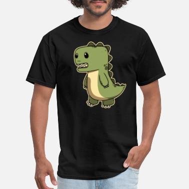 Baby Dinosaur Child Animal Child Baby Dinosaur Sweet Cute Gift - Men's T-Shirt
