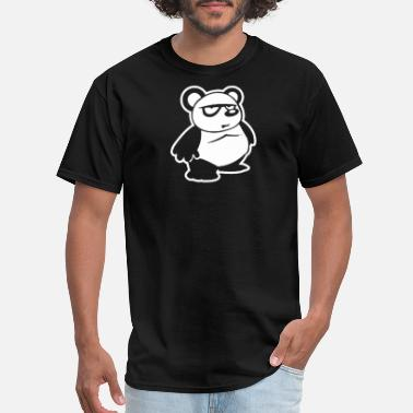 Bear Panda Jokes Panda Bear - Men's T-Shirt