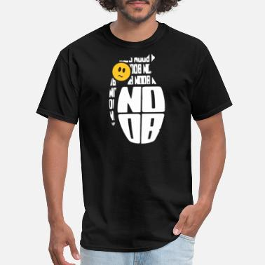 Noob Jokes Noob Granade - Men's T-Shirt