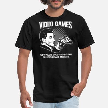Gaming VIDEO GAMES - Men's T-Shirt