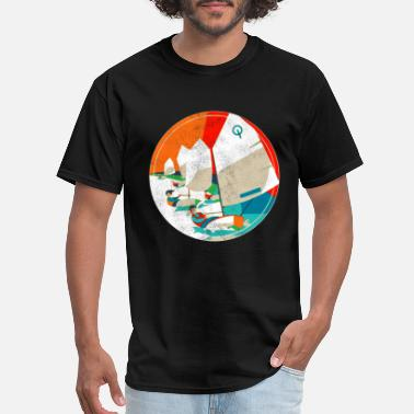 Optimist Optimist Sailing - Men's T-Shirt
