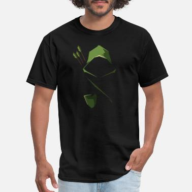 Arrow Arrow Hood - Men's T-Shirt