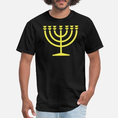 Menorah Menorah - Men's T-Shirt