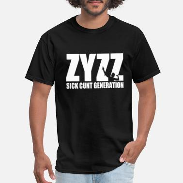 Zyzz Generation Zyzz Sickkunt Generation - Men's T-Shirt