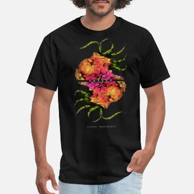 Draugr - Psychedelic Two Face - Men's T-Shirt