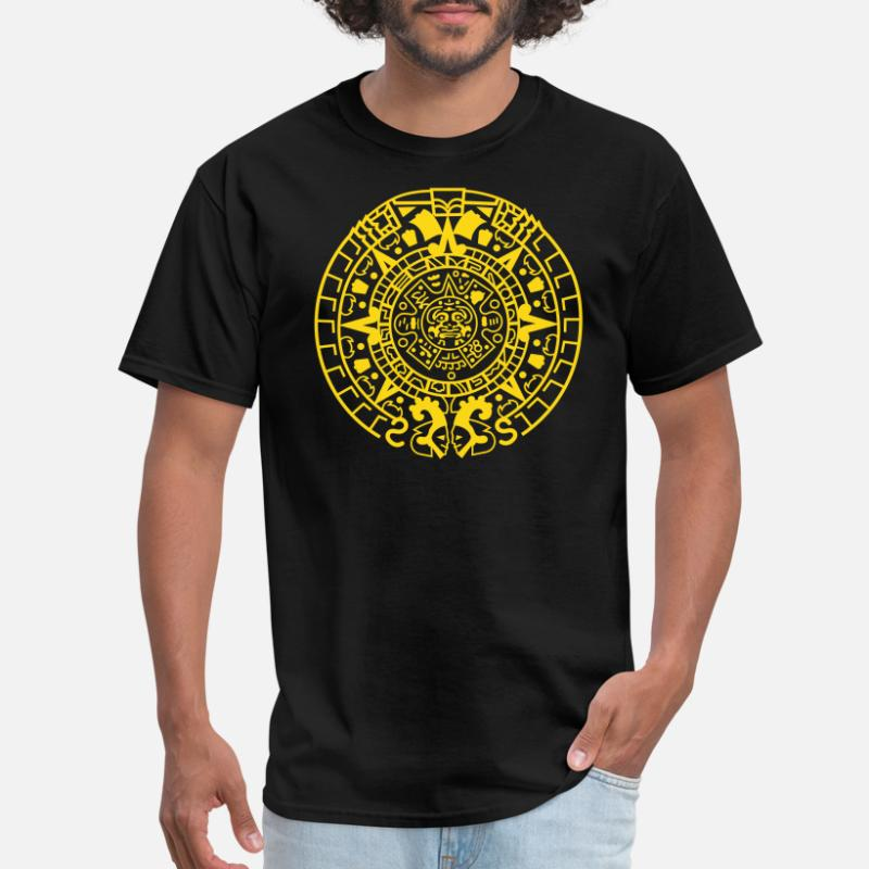6ea512002 Shop Maya Calendar T-Shirts online | Spreadshirt
