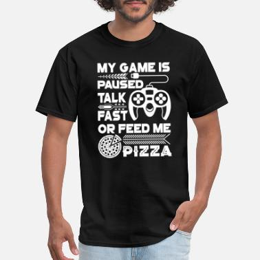 Game My Game Is paused - Men's T-Shirt