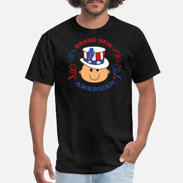 American Eagles News Brand New American - Men's T-Shirt