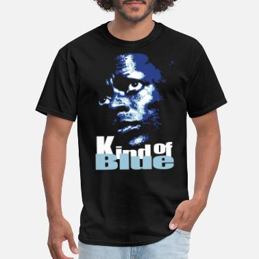 Art kind of blue - Men's T-Shirt