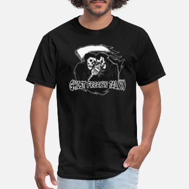Ghost Talk Show - Men's T-Shirt