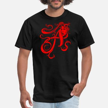 Scarlet Letter The Scarlet Letter - Men's T-Shirt