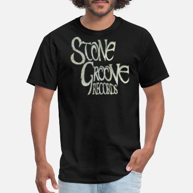 Record Label Stone Groove Records - Pinch Marble Logo (shirt) - Men's T-Shirt