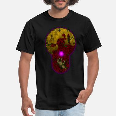 Daemon demon king s magic stone - Men's T-Shirt