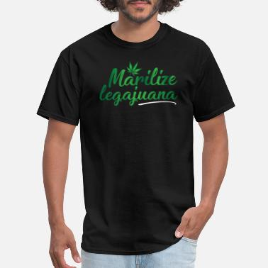 Pothead Marijuana Cannabis 420 TShirt - Men's T-Shirt