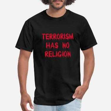 Victim Terrorism - Men's T-Shirt
