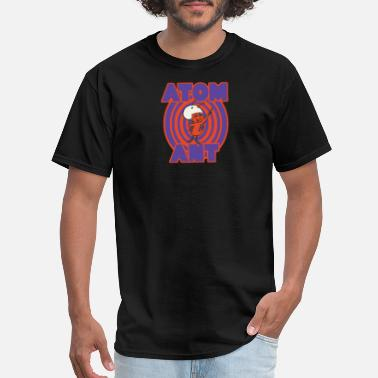 Ant Music Atom Ant - Men's T-Shirt