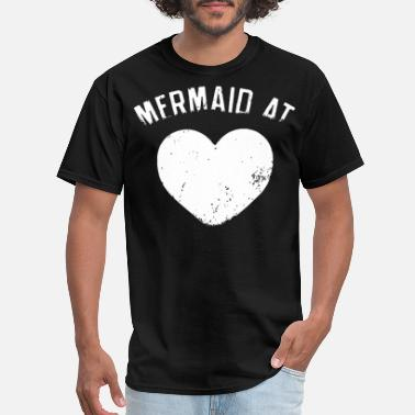 Mermaid At Heart Mermaid At Heart DARK TANK 1 - Men's T-Shirt