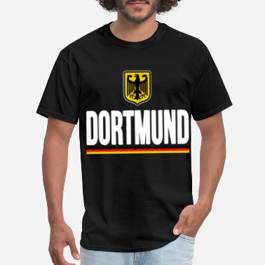 Dortmund Germany dortmund germany - Men's T-Shirt