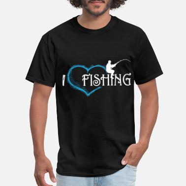 Bluefin Tuna Fishing Water Nature Funny Gift - Men's T-Shirt