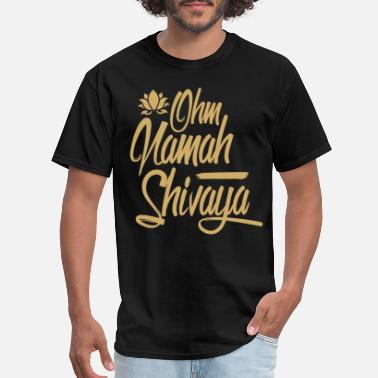 Mantra Hinduism Hindu Mantra Cool Gift - Men's T-Shirt