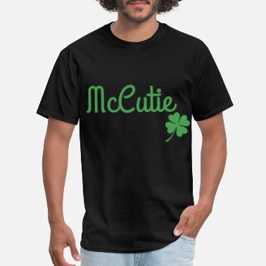 Irish Police mclutie irish - Men's T-Shirt