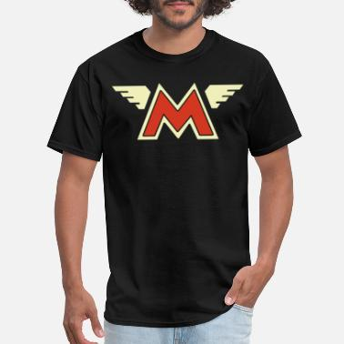 Motorcycle Matchless Retro Wing Style Motorcycle Printed Size - Men's T-Shirt