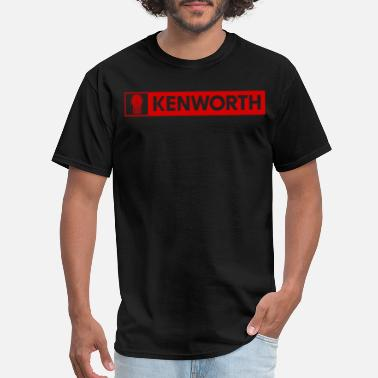 Kenworth KENWORTH HOODIE SWEAT HOODY JUMPER TRUCK RIG DIESE - Men's T-Shirt