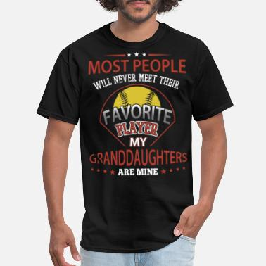 Arctic most people will never meet their baseball - Men's T-Shirt