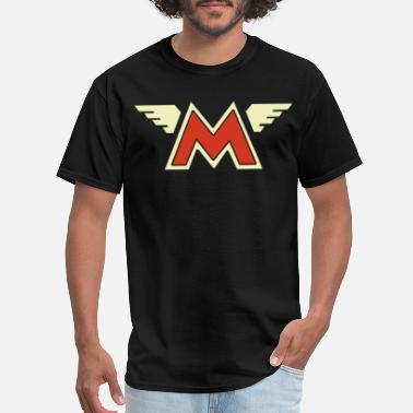 Matchless Matchless Retro Wing Style Motorcycle Printed Size - Men's T-Shirt