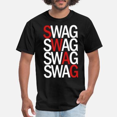 Swag SWAG TWO COLOR VECTOR - Men's T-Shirt