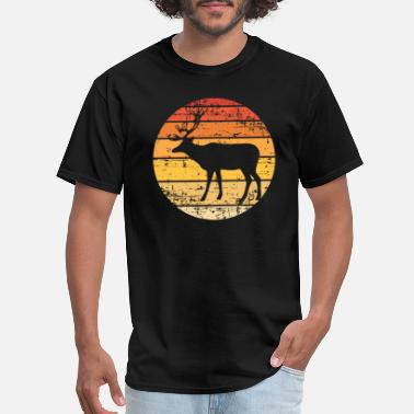 Deerskin King of the forest - Men's T-Shirt